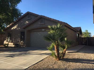Photo for East Mesa Home With Beautiful Yard And Inground Pool.  Blocks From Freeways