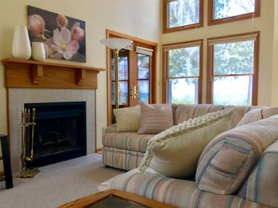 Photo for Pentwater Perfect With Private Beach Sleeps 10-11...