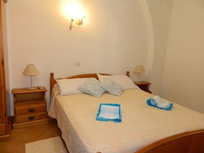 Photo for Sardinia-Holiday Reserved apartment in the center with garden