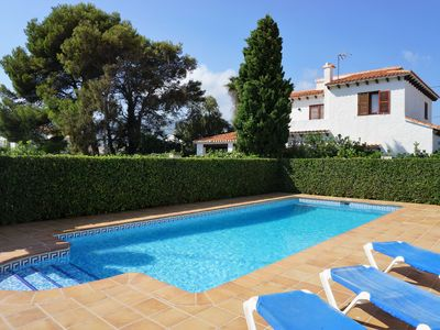 Photo for Bungalow PUEBLO MAR on the beach in Els Poblets