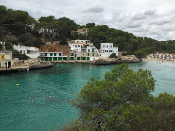 Cala Santanyí, Balearic Islands, Spain