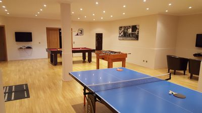 Huge Games Room