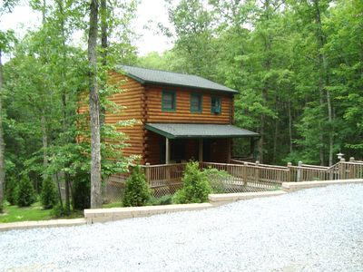 Photo for 4BR Cabin Vacation Rental in Pipestem, West Virginia