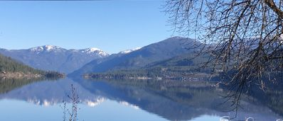 Photo for Steps to Beach! The Key to Tranquility, Our Suite  Beautiful Christina Lake House & Suites