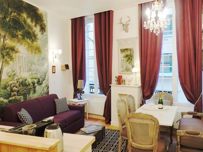 Photo for Louvre Opera Private - Apartment for 6 people in Paris ville
