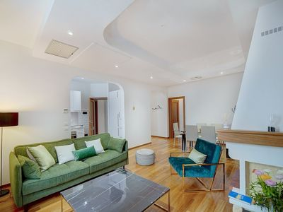 Photo for Beautiful apartment located in Rue d'Antibes