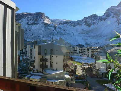 Photo for 3 bedroom Apartment, sleeps 8 in Tignes with WiFi