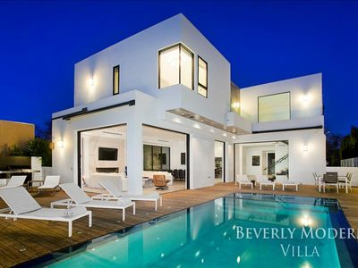 Photo for Modern LA Villa Near All the West Hollywood Action! Zero Edge Pool and Hot Tub!