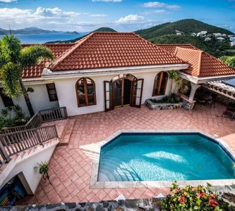 Photo for STARSTRUCK VILLA: NEWLY REMODELED, SUNSET OCEAN VIEWS, 4 MASTER SUITES, POOL, HOT TUB!!
