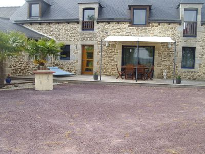 Photo for stone farmhouse capacity of 10 people