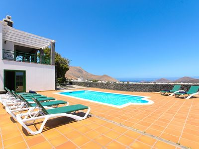 Photo for Spectacular Villa Near National Park with Pool, Terrace, Mountain Views & Wi-Fi; Parking Available