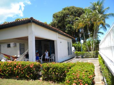 Photo for House in front of the Sea on the Island of Itaparica
