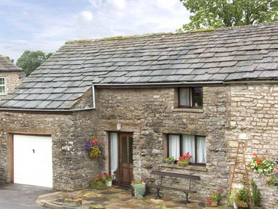 Photo for OLD COTTAGE, pet friendly, with a garden in Nateby, Ref 3607