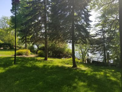 Tall pines beautiful lot. Large secluded private lot