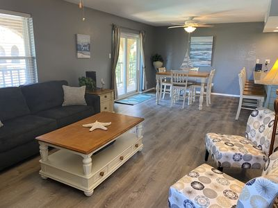 Photo for Beach View Condo -Padre *Newly Remodeled*
