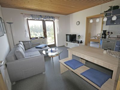 Photo for Apartment in a cosy hotel in Upper Franconia, ideal for hikers