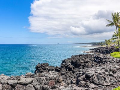 Photo for Aloha Condos, Keauhou Kona Surf and Racquet Club, Condo 5-203, Oceanfront, Renovated