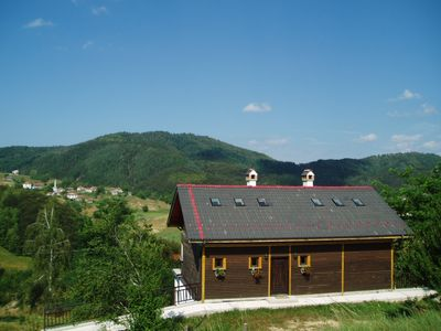 Photo for Charming jewel in the heart of the Rhodopes, unique interior design, 360˚ view.