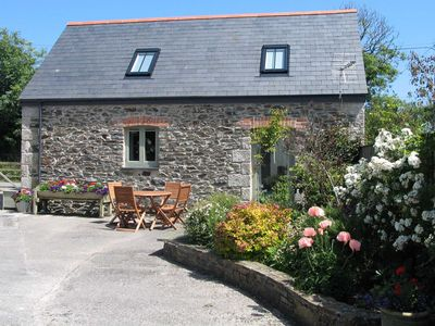 Photo for Fantastic location just 5 minute walk to stunning S.W. coast path and beaches