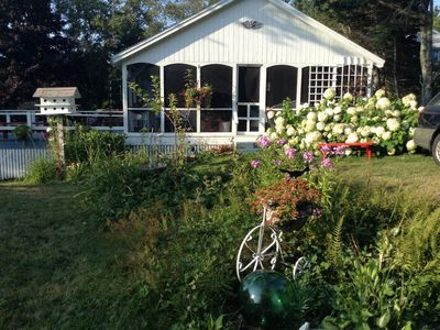 Photo for 2BR Cottage Vacation Rental in Bristol, Maine