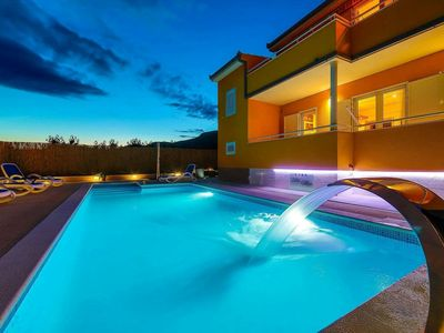 Photo for ctkl287 - Villa with pool for 10 persons, two units