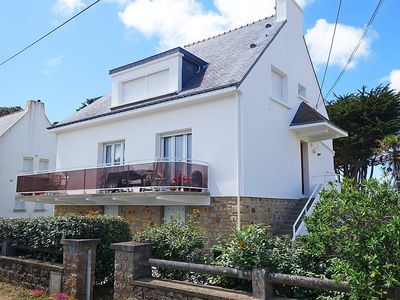 Photo for Apartment 1.3 km from the center of Carnac with Parking, Internet, Washing machine, Garden (327009)