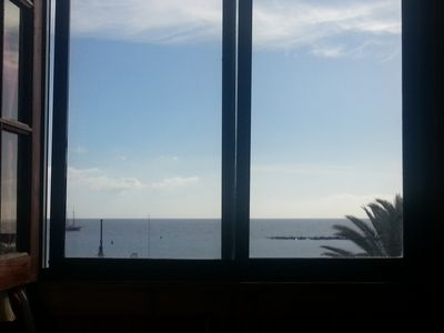 Photo for Delightfull Ocean View Apartment in Playa de Las Vistas