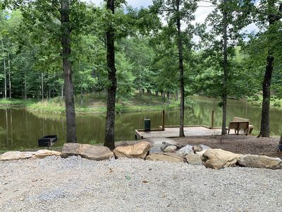 Photo for Tiny Cabin Home #1 in Pelham- 1.2 miles off exit 242
