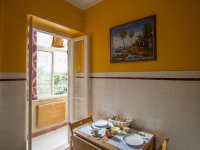 Photo for *NEW*Charming cozy bright and artsy Alcântara flat