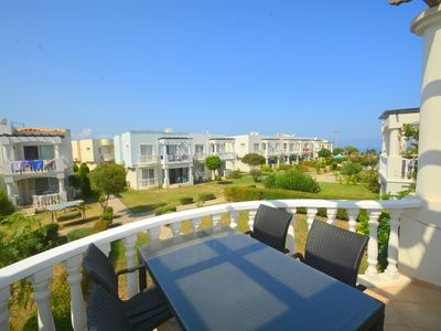 Photo for Bodrum FCC 2 Bedroom Sea and Lakeview Holiday Apartment Y21