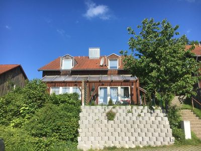 Photo for Nice holiday home on the Schlossberg in Zandt to feel good all round