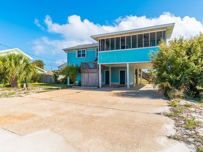 Photo for Bayfront Pensacola Beach Home Featuring 3 Bedrooms - Sleeps 10!