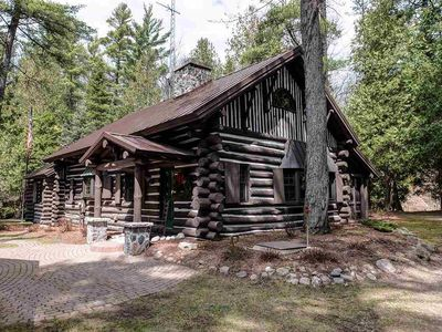 Photo for The Forks River Lodge - 8895 Supply Rd Histonic River lodge 10 acres sleeps 15