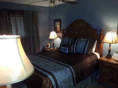 Your master suite