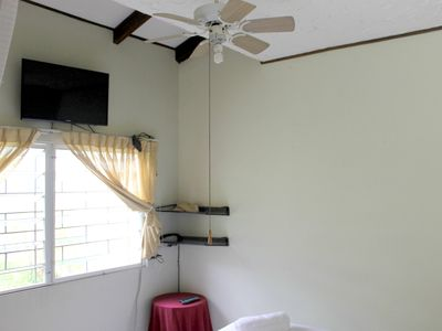 Photo for Comfortable room exclusive area in San Salvador