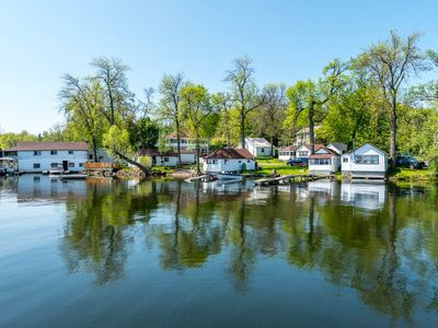 Photo for Plank Road Cottages & Marina - 1 Bdrm - Rice Lake - Gore's Landing
