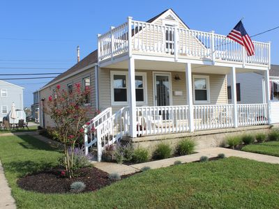 Photo for Cozy Cottage Close to Beach & Boardwalk with Plenty of Outdoor Space & Parking