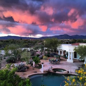 Photo for Perfect N. Scottsdale Location, Private Casita de Paz, Sunsets, Event Season!