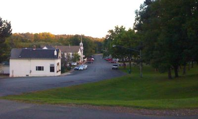 Main Street of Marine on St Croix