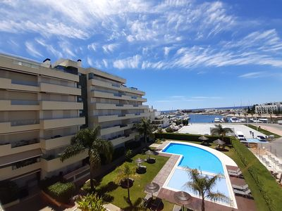 Photo for Apartment 306 -Edifício Aquamar within just a few steps to Vilamoura Marina