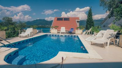 Photo for Holiday house Tivat for 1 - 12 persons with 5 bedrooms - Holiday home
