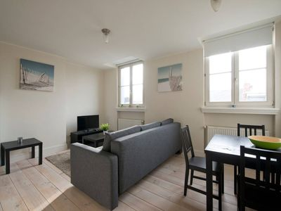 Photo for Apartment 1.3 km from the center of Antwerp with Internet (1004828)