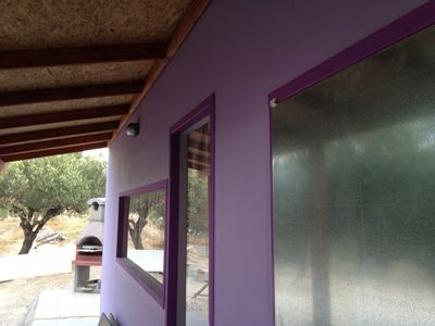Photo for New and Colorful Studio near Airport and Beach in Heraklion