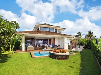 Photo for Kukuiula Maki Cottage 8 - Private Pool and AC Great for the Family