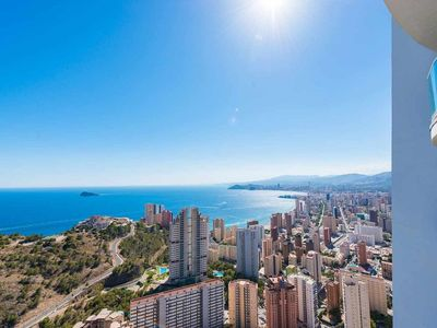 Photo for Benidorm High Apartments-37th Floor A-Torre Lugano