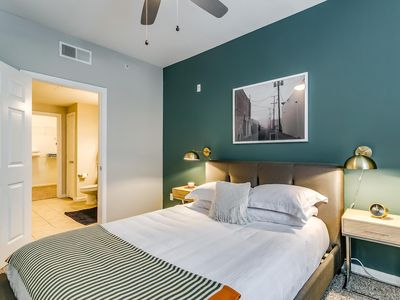 Photo for Quaint 1BR w/ Pool + WiFi in Historic West End