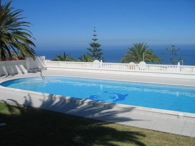 Photo for Comfort apartment Teide y Mar with pool for max. 2 adults + 1 child