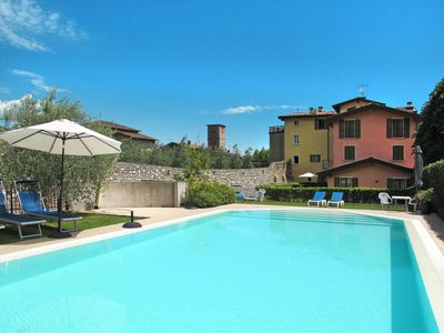 Photo for Apartment Residence Donatello (TLA113) in Toscolano - 6 persons, 2 bedrooms