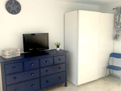 Photo for One Bed Apartment Playmon Park Double Bedroom