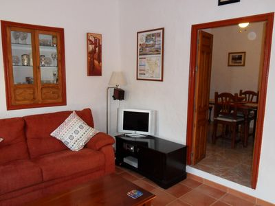 Photo for Comfortable townhouse in Rute; chill and relax or explore, the choice is yours